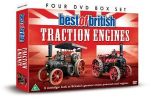 Best of British Tractions Engines [Import]