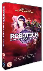 Robotech: Love Live Alive [Import]