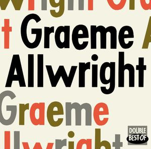 Graeme Allwright [Import] , Graeme Allwright