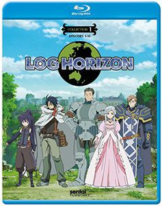 Log Horizon: Collection 1