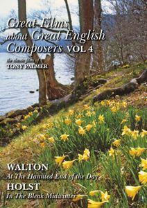 Great English Composers-Walton & Holst 4 [Import]
