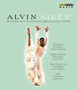An Evening With Alvin Ailey American Dance Theater