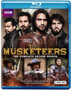 The Musketeers: Season Two