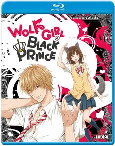 Wolf Girl & Black Prince
