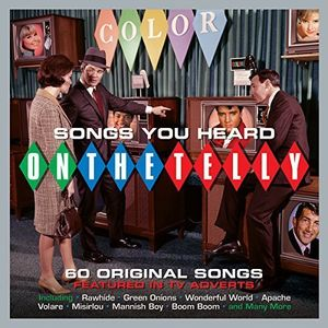 Songs You Heard On The Telly /  Various [Import]