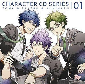 Boyfriend (Kari) Character CD Seol 1 Kisaragi Toum [Import]
