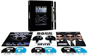 Men In Black Trilogy: 20th Anniversary Edition