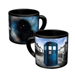 Doctor Who TARDIS Disappearing 12 Oz Coffee Mug