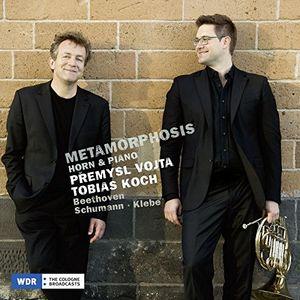 Metamorphosis /  Music for Horn & Piano