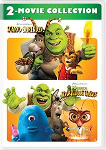 Scared Shrekless/ Shrek's Thrilling Tales: 2-Movie Collection