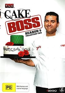 Cake Boss: Season 9 Collection 2 [Import]