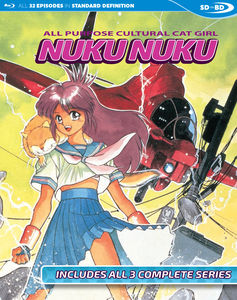 Cat Girl Nuku Nuku: Complete Collection