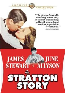 The Stratton Story , James Stewart