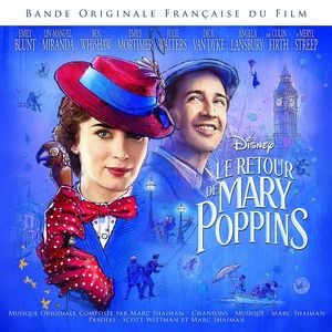 Mary Poppins Returns (Original Motion Picture Soundtrack) [Import]