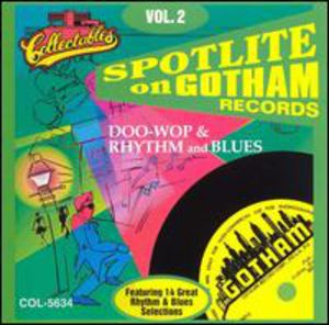 Spotlite On Gotham Records, Vol.2