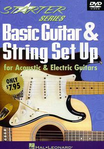 Basic Guitar & String Set Up