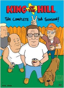 King of the Hill: The Complete 2nd Season