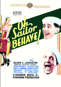 Oh Sailor Behave
