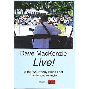 Live at the WC Handy Blues Fest