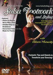 Salsa Dance Footwork & Styling