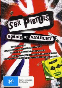 Agents of Anarchy [Import]