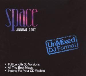 Azuli Presents Space Annual 2007 - Unmixed [Import]