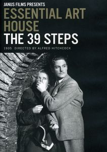The 39 Steps (Essential Art House)