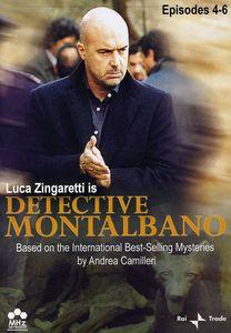Detective Montalbano: Episodes 4-6 , Cesare Bocci