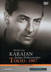 Herbert Von Karajan & Berliner Philharmoniker Tokyo 1957