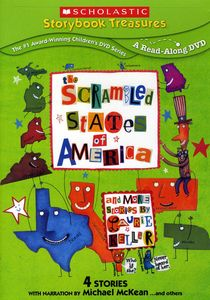 Scrambled States of America...And More Stories by Laurie Keller