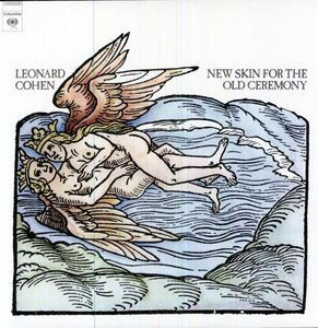 New Skin for the Old Ceremony [Import] , Leonard Cohen