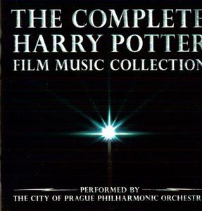 The Complete Harry Potter Film Music Collection (Original Soundtrack)