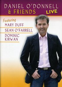 Daniel O'Donnell & Friends Live [Import]