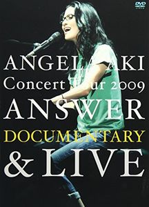 Concert Tour 2009: Answer (Documentary & Live) [Import]