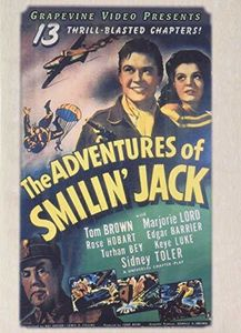 Adventures of Smilin Jack (1943) Serial
