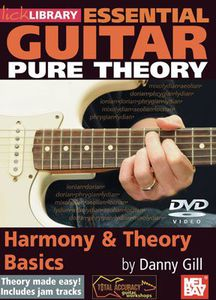Essential Guitar Pure Theory: Harmony and Theory Basics