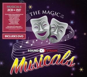 Musicals Re-Package /  O.C.R. [Import]