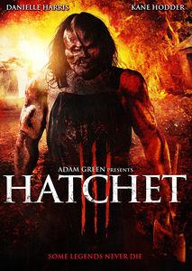 Hatchet 3: Rated Version