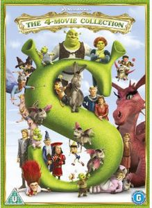 Shrek 1-4 [Import]