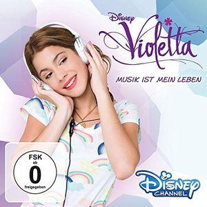Violetta: Musik Ist Mein Leben: Deluxe (Original Soundtrack) [Import]