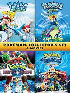 Pokemon Collectors Set