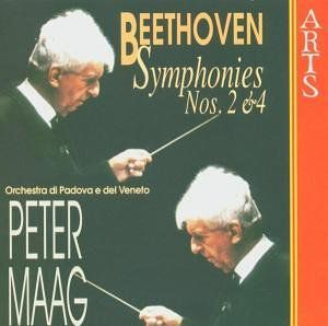 Symphonies 2 & 4