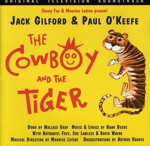 The Cowboy and the Tiger (Original Soundtrack)
