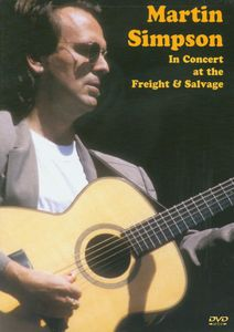 In Concert at the Freight and Salvage