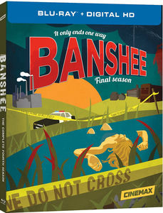 Banshee: The Complete Fourth Season