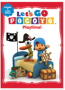 Let's Go Pocoyo Playtime!