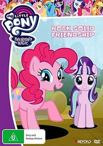 My Little Pony: Friendship Is Magic - Rock Solid Friendship [Import]