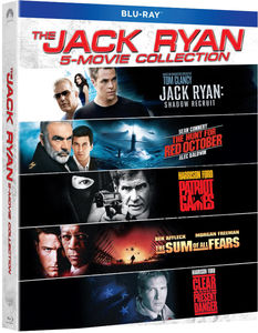 The Jack Ryan 5-Movie Collection
