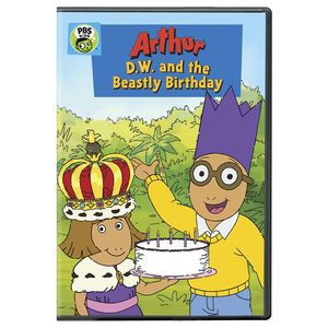 Arthur: D.W. And The Beastly Birthday