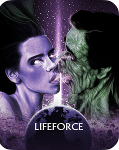 Lifeforce (Steelbook)
